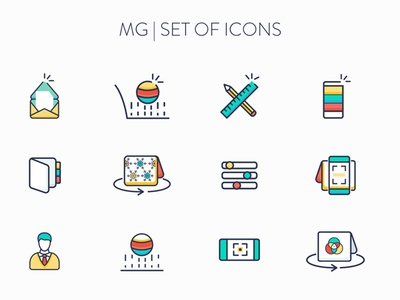 MG UI Design- Icon kit