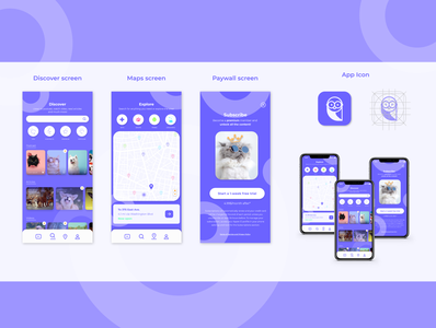 DesignFlows 2020 graphic design uiux mobile ui design app bendingspoons designflows