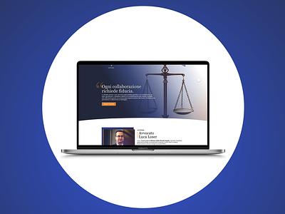 Lawfirm - web design website design webdesigner uidesign uxdesign userexperiencedesign graphic design web design website uxui lawfirm