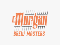 Morgan brew masters - Logo Design
