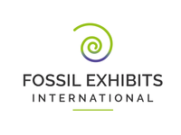 Fossil Exhibits International - Logo Design Project