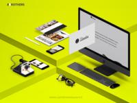 Ciambra Restaurant - webdesign