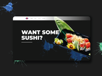 Sushi Station website.
