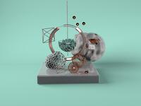 3D Still life
