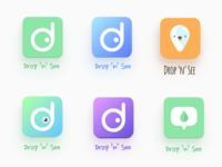 Drop & See App Icon