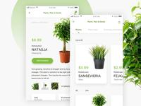 Plant Shop Mobile App
