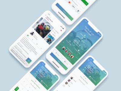 Adventures App Booking UI
