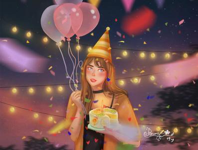 Happy birthday to me! ✦