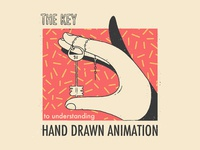 The Key to understanding Hand Drawn animation hand drawn lesson tutorial masterclass graphic motion motion design animation 2d frame by frame cel animation traditional animation