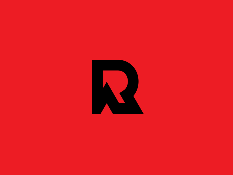 Reason. gaming branding redesign identity logo