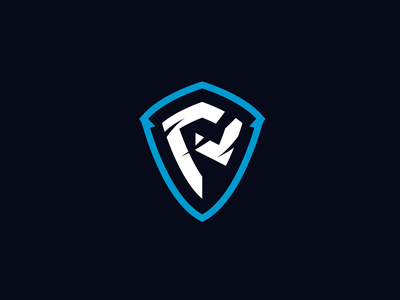 Pieces. design logo identity branding gaming esports