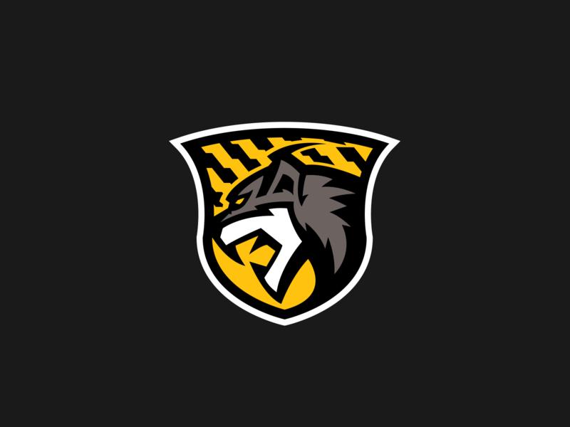 London Lynx vector design identity logo esports mascot esports lynx london