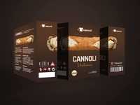 Cannoli packaging