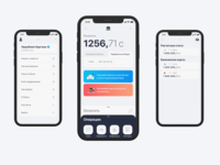 Concept for mobile wallet