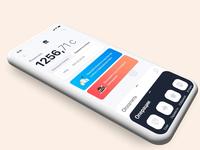 App for mobile wallet