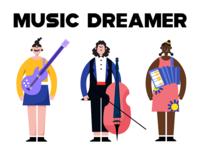 music dreamer