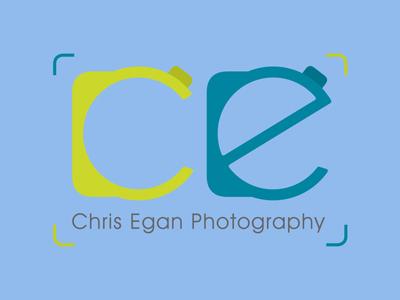Logo design for Photography Services - Chris Egan
