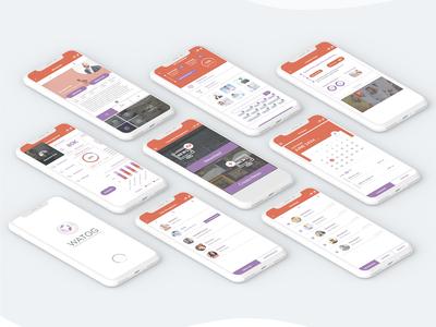 UI Design for Medical App
