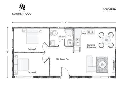 2D Architecture Design