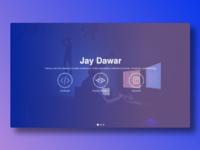 Jay Dawar Personal Website