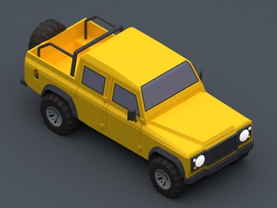 Land Rover Pazhan