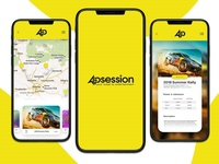 Tickets booking - Apression Mobile app