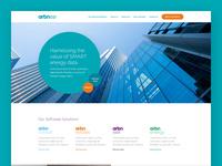 Arbnco homepage desktop v2