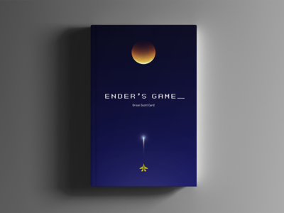 Ender's Game - Book Cover