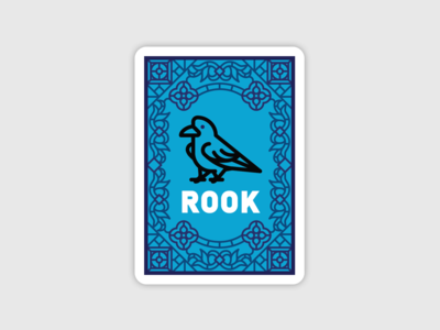 Rook Card Game Design
