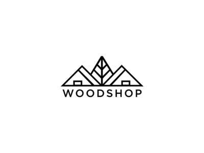 Woodshop app clean ukraine flat minimal online banking design illustration special offer web site service vector animation typography ux branding user experience design dribbble logo icon fintech branding identity
