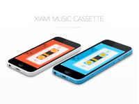XIAMI MUSIC CASSETTE