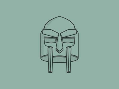 MF Doom texture halftone mf doom icon hiphop