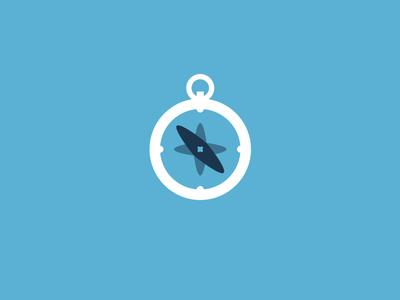Compass logo for a seminar seminar branding compass icon logo