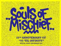 Souls of mischief tour poster