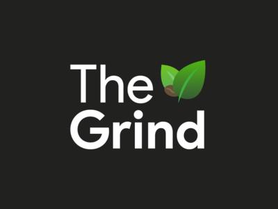 The Grind Coffee Shop 1 30 Logo Challenge