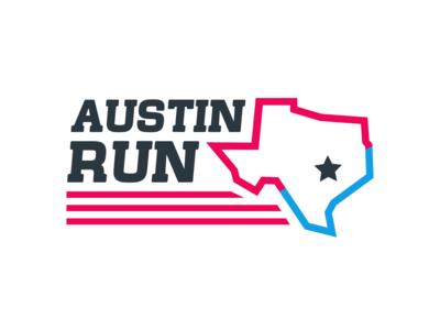 Austin Run 7/30 Logo Challenge