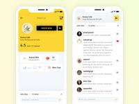 Cafe/restaurant profile 🥗