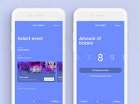 App for promoters 🎫