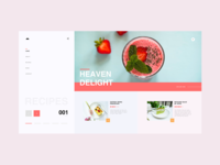 sweetmorning strawberry recipes cake white pink dinner heaven 2d minimalism food ice cream sweet