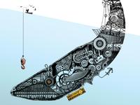 Mechanic Whale