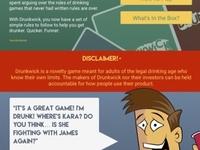 Drunkwick Website Design