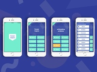 Pocket Improv Mobile Design