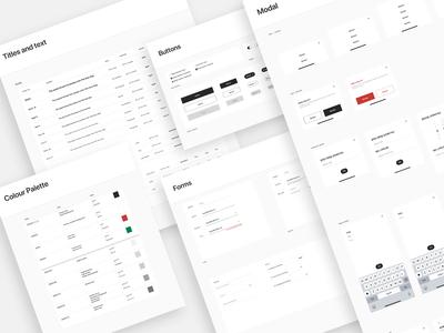 artnote design system