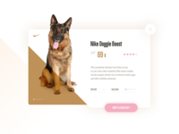 Nike Doggie Boost - Antiproduct Page