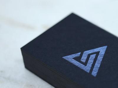 Black Foil Detail