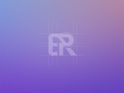 ERP & Finance Solutions - Branding Design company branding icon typography design logo