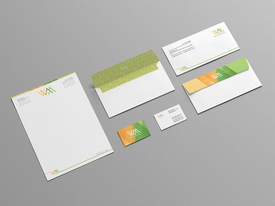 WhiteMoon Co. stationary.