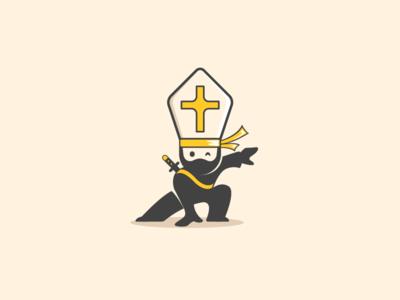 Ninja Pope