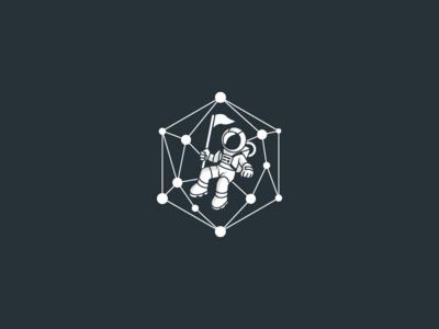 Blockchain Astronaut