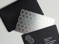 Mathias Tanguy Business Cards